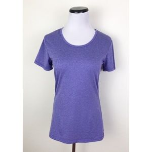 32 Degrees Purple Short Sleeve T Shirt Medium